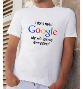 I don`t need google