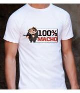 100% Macho